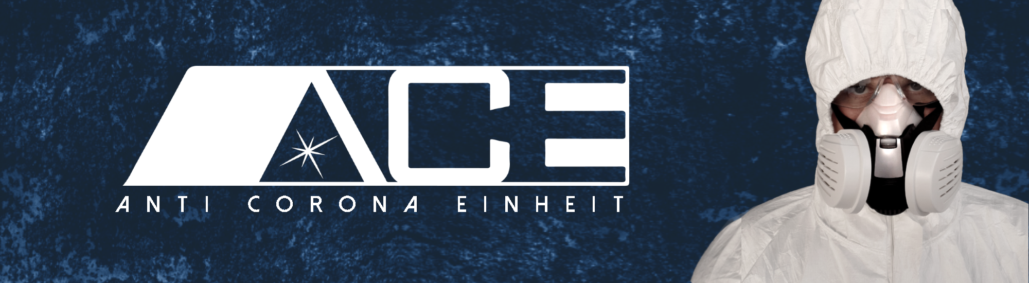 A.C.E  Anti Corona Unit (in German)